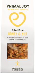 Granola Honey and Nut