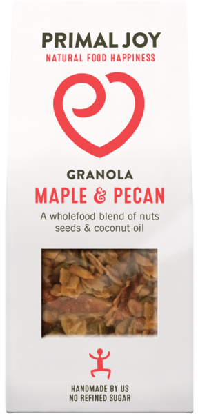 Granola Maple and Pecan
