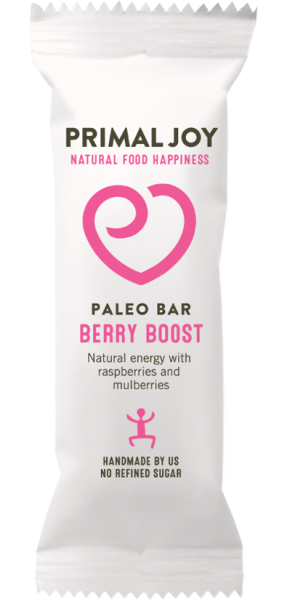 Paleo Bar Berry Boost
