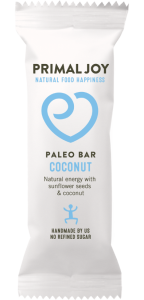 Paleo Bar Coconut