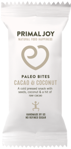 Paleo Bites Cacao and Coconut
