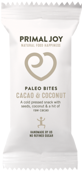 Paleo Bites Cacao and Coconut